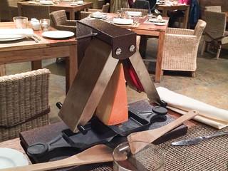 Detalle de Raclette