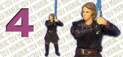 Anakin Skywalker (Lightsaber Attack)