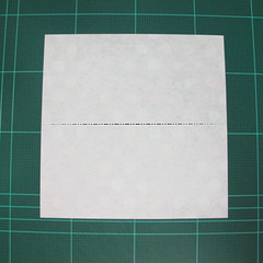 การพับกระดาษเป็นฐานดอกบัว Origami Blintz Based) 001