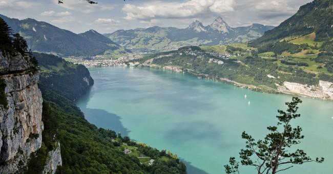 Lucernské jezero – jezero čtyř lesních kantonů