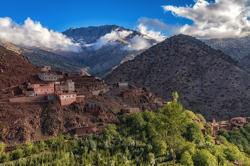 morocco highatlas northafrica africa mountains hiking trek aitaissa sonya6300 sonyilce6300 e1670mmf4zaoss village