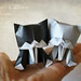 Origami Kitten-Brothers present... :-) by Oriland