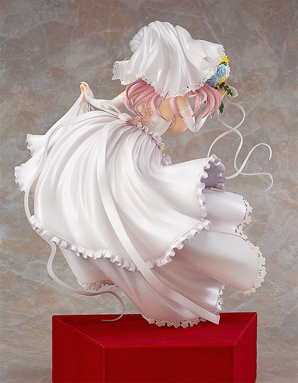 華麗性感的新娘禮服!超級索尼子 すーぱーそに子 10th Anniversary Figure Wedding Ver.