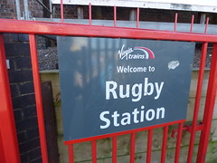 Rugby Station