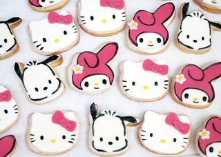 Sanrio Cookies by NIji Desserts