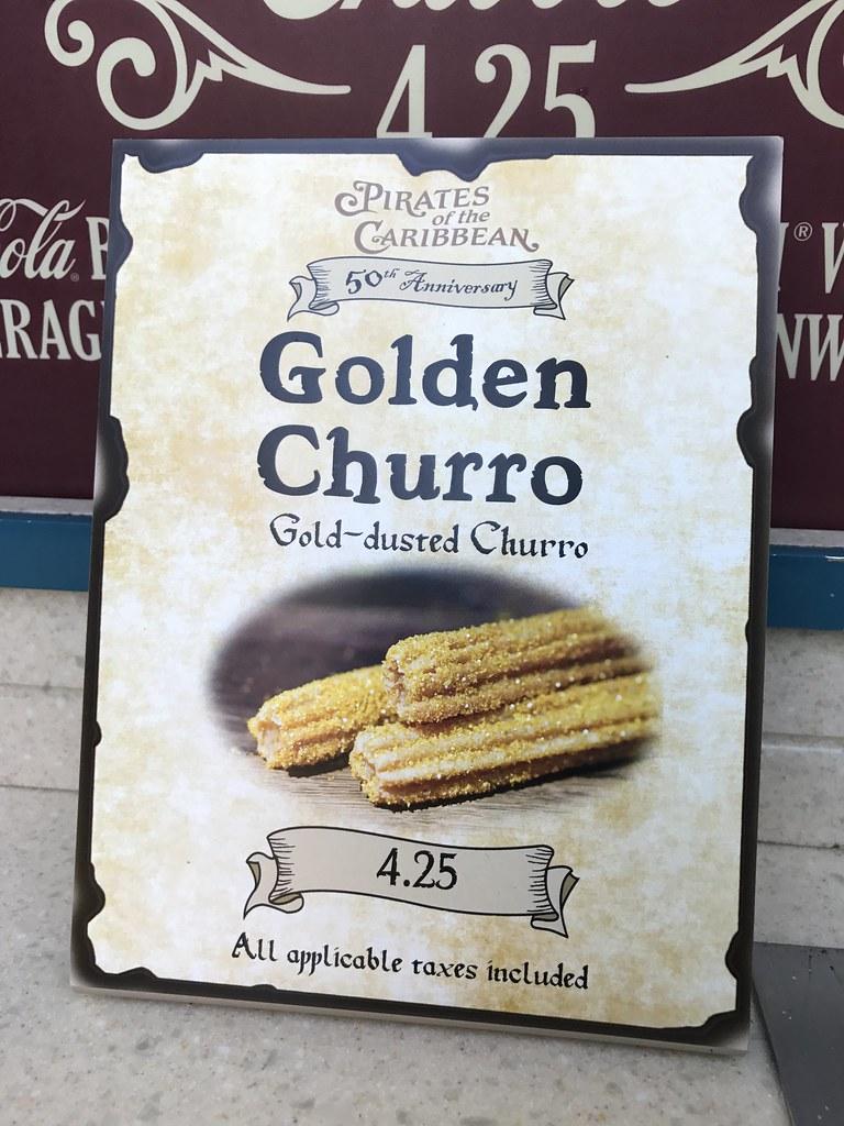 Golden Churro