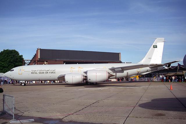 1815 Boeing 707/KE-3A Royal Saudi Air Force