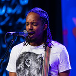 Fri, 17/03/2017 - 5:36pm - Black Joe Lewis and the Honeybears Live at SXSW Radio Day Stage Powered by VuHaus 3.17.17 photographer: Sarah Burns