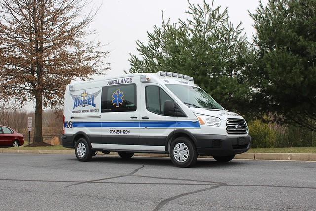 Georgia ambulance