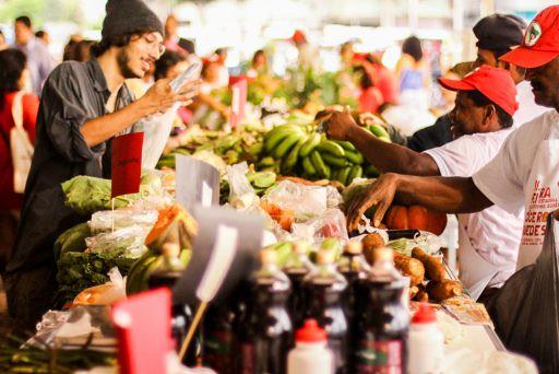 Segunda edição da feira contará com mais de 600 feirantes de todas as regiões e estados brasileiros - Créditos: MST