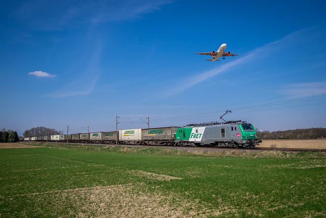 SNCF: BB 37023