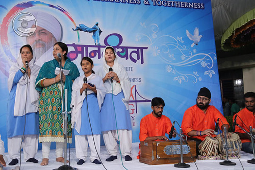 Devotional song by Ratika and Saathi from Hyderbad