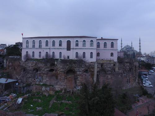 A Hippodrom