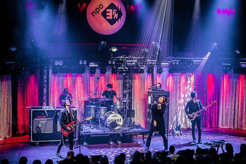 RONDÉ op het 3FM Awards Festival