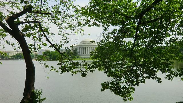 Washington D.C. - Thomas-Jefferson-Memorial