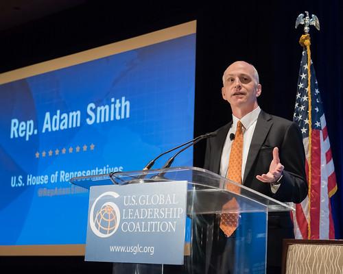 April 20, 2017 - Washington with Rep. Smith