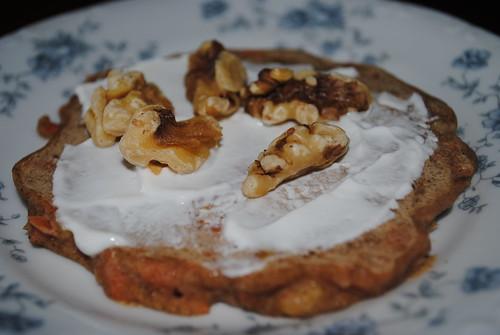 carrot cake pancake (5)