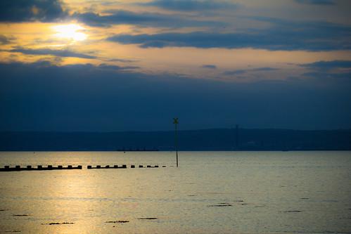 Ballyholme Beach by xxx zos xxx