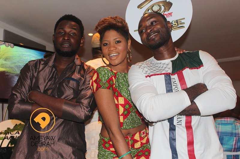 Big Brother africa launch