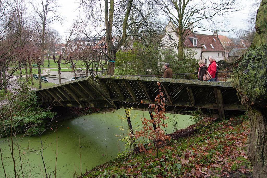 גשר בברוז משנת 1740