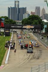Belle Isle - 2013 Pirelli World Challenge Saturday Race