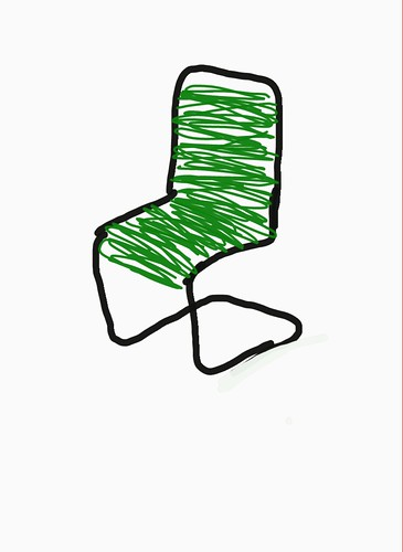 Libraty chair memory