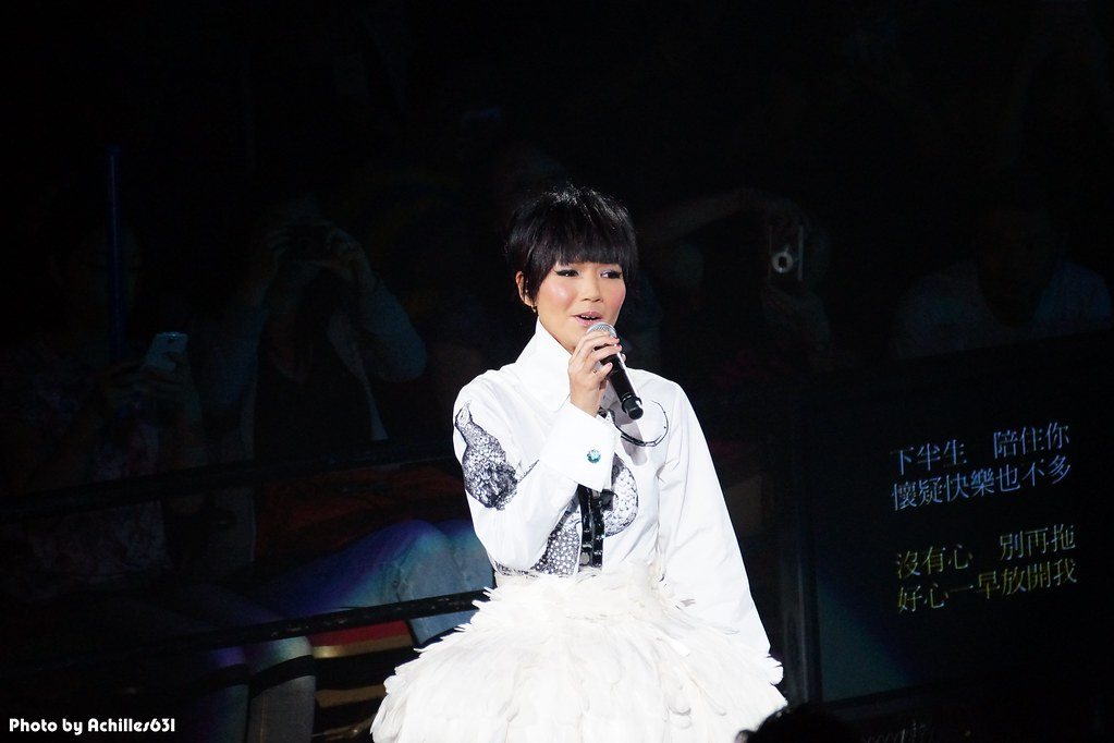 2013雷頌德THANK YOU演唱會