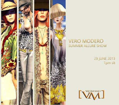 [VM] VERO MODERO Summer Allure Show,