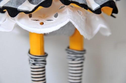 paulette | fabric dolls