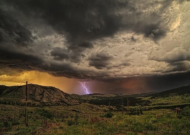 Storm Mountain Tempest