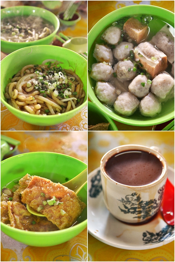 Simee Market Fish Ball Noodles 2