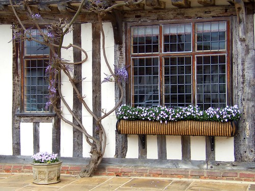 Timbered Building, Lavenham, Suffolk
