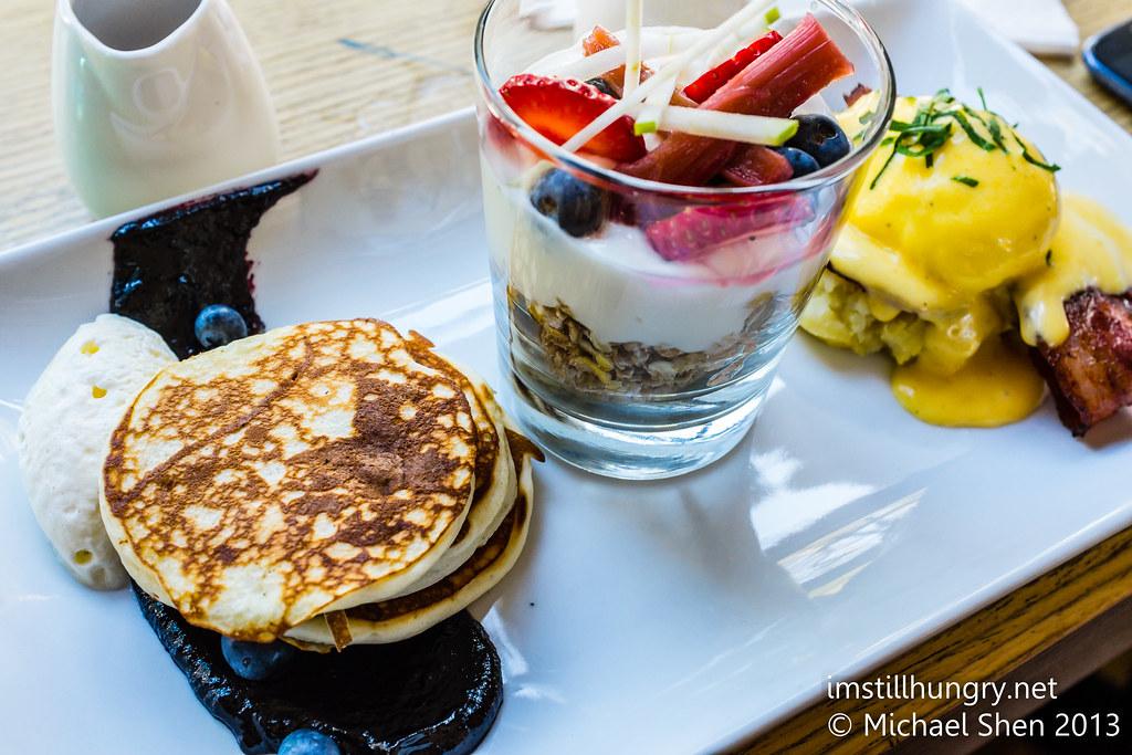 Breakfast degustation (or the
