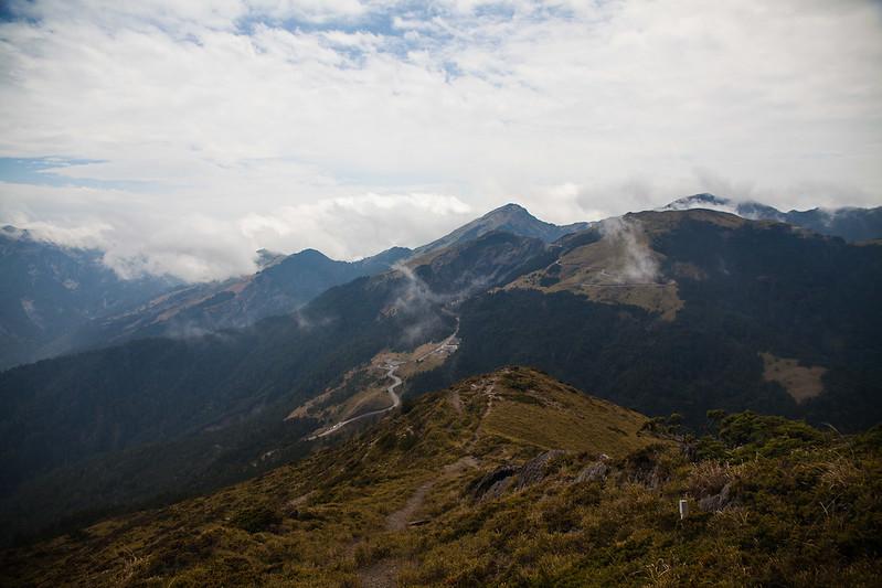 石門山、東峰