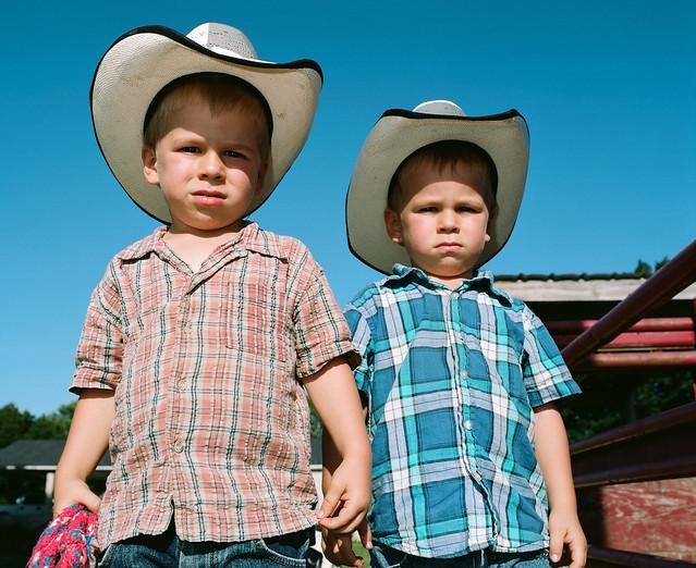 Andrew and Matthew 09