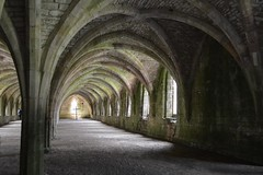 abbey, gothic architecture, symmetry, arch, ancient history, building, monastery, architecture, vault, arcade, crypt,