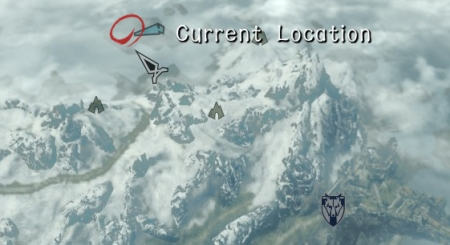 Skyrim Legendary Dragon Location | www.pixshark.com ...