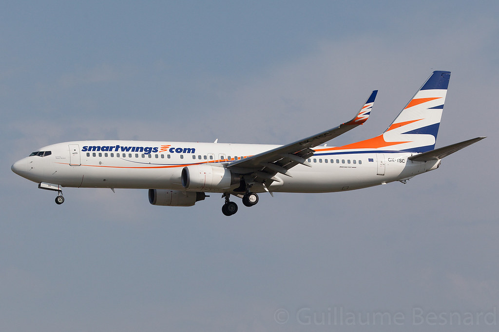 OK-TSC - B738 - Travel Service Polska