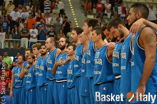 Italbasket, ora si fa sul serio. Domani sfida alla Russia in diretta su Raisport2 alle 17:00 ore italiane