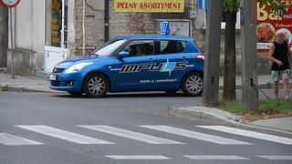 Nauka jazdy w Krośnie