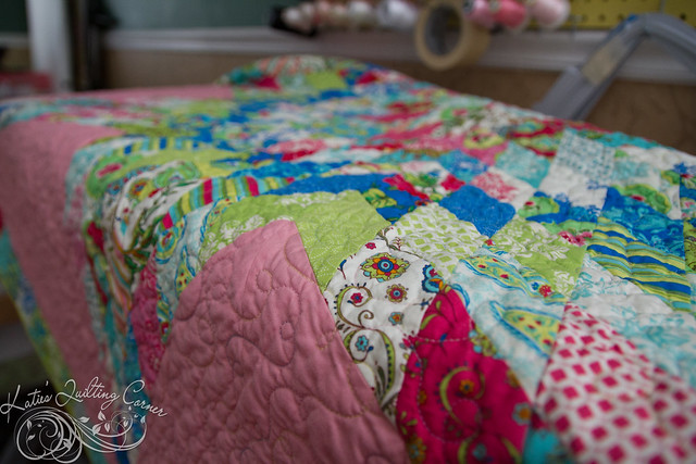 QuiltSmart Lonestar - Summer House by Lily Ashbury
