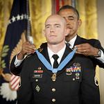 Barack Obama: Medal of Honor: Staff Sgt. Ty Carter