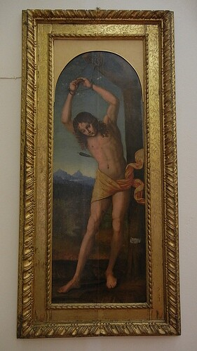 DSCN3864 _ San Sebastiano, Francesco Zaganelli
