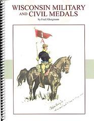 Wisconsin Medals book