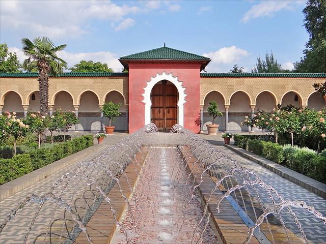 le jardin oriental marzahn ouvert en juillet 2005