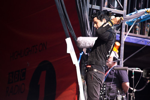 Green Day, Reading Festival