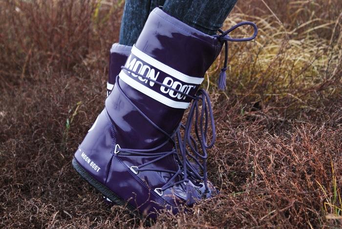 moon boots buty
