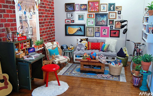 Charley in Charge: Urban Living on a Budget