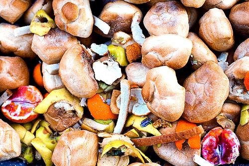 食物浪費。(照片:Andrea Leganza。)