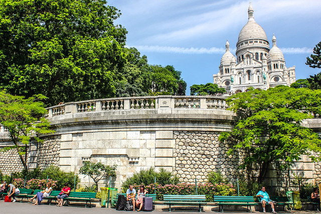 Viajar a París
